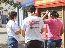 São Caetano cria Guardiões da Vida e entrega cesta-básica para alunos
