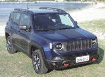 Renegade Trailhawk evoca tradições off-road da Jeep