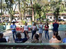 Roda de Conversa em Diadema ensina comer certo no verão