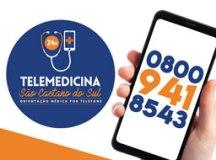 São Caetano inicia serviço de orientação médica por telefone