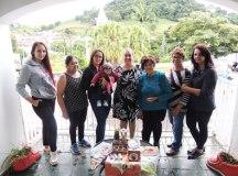 A força da figura feminina no turismo de Munhoz