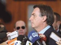 Bolsonaro: 'no que depender do presidente, democracia e liberdade acima de tudo'