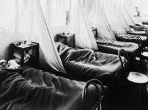 Em 1918, clubes souberam esperar pelo fim da gripe espanhola