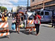 Prefeitura de Diadema fiscaliza feiras para impedir a propagação de coronavírus