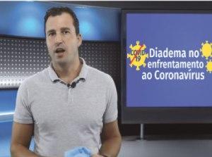 Em live, Michels anuncia flexibilização de quarentena