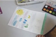 Arte ajuda mães de autistas a passar pelo isolamento social por conta do covid-19