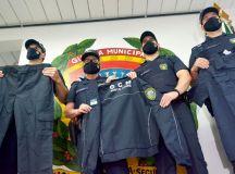 GCM de Santo André recebe 580 novos uniformes e coletes balísticos