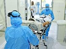 Hospital de campanha do Brunão recebe primeiros pacientes
