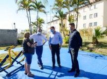 Prefeitura de São Bernardo entrega pacote de melhorias no bairro Jerusalém