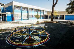 Prefeitura de São Bernardo entrega reforma da EMEB Isidoro Battistin e a incorpora ao Programa Educar Mais