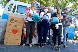 Iniciativa arrecadará cobertores novos que serão distribuídos para quem mais precisa