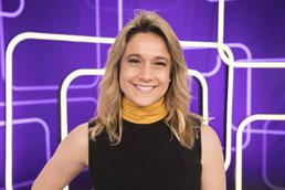Fernanda Gentil também apresentará 'Encontro' nas férias de Fátima Bernardes