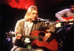 Violão de Kurt Cobain é leiloado pelo recorde de US$ 6 milhões