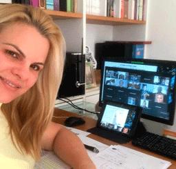 Carla Morando conquista recursos para a área esportiva do ABC