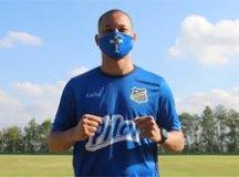Água Santa apresenta Caio Dantas, vice-artilheiro do Carioca 2020