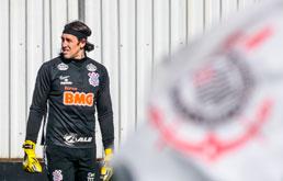 Cássio revela ter sido um dos jogadores do Corinthians a ter covid-19