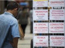País nunca teve tantos brasileiros fora do mercado de trabalho