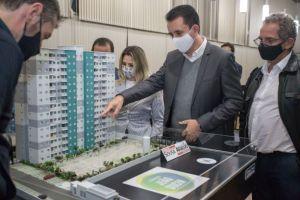 Santo André lança plataforma integrada de Habitação