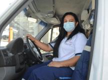 Em São Bernardo, condutores do Samu dão exemplo de solidariedade e amor à profissão