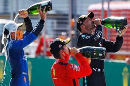 Seguro, Valtteri Bottas vence o GP da Áustria em corrida caótica