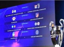Com oitavas de final pendentes, Liga dos Campeões tem PSG contra Atalanta nas quartas