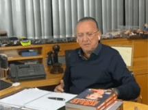 Galvão Bueno agradece homenagem do 'Esporte Espetacular' por seus 70 anos
