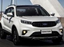 Com o Territory, Ford planeja conquistar fatia do mercado de SUVs médios