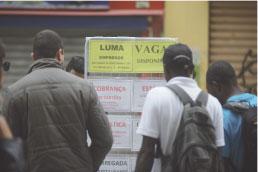Com pandemia, 41 milhões de trabalhadores estão sem emprego