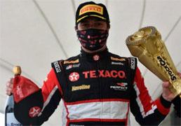 Nelsinho Piquet brilha em Interlagos e vence a 1ª na Stock Car; Barrichello é 7º