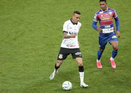 Luan faz golaço, mas Corinthians só empata com o Fortaleza