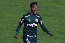 Na altitude, Palmeiras vence e encaminha classificação na Libertadores