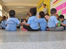 Prazo teve início nesta segunda e segue até 15 de outubro para crianças com idades entre 0 e 5 anos que ainda não estejam matriculadas; inscrições podem ser feitas pela internet. Foto: Angelo Baima/PSA