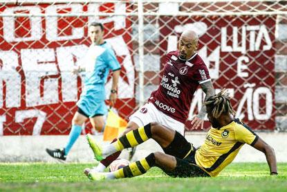 Com gols no final, São Bernardo e Juventus empatam na Rua Javari