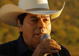Parrerito, do Trio Parada Dura, morre aos 67 anos vítima de covid-19