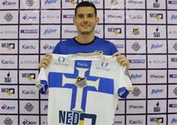 Água Santa contrata zagueiro para a disputa da Copa Paulista