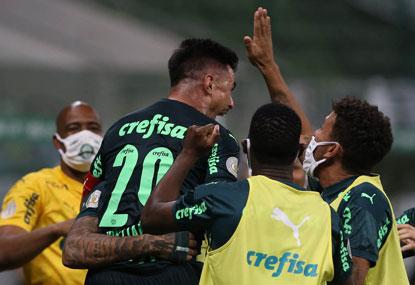 Palmeiras cede empate ao Sport e perde chance de ser vice-líder