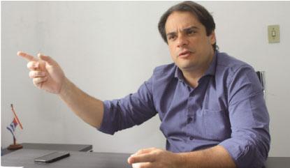 """Palacio: """"Quero que São Caetano volte a ser case contado no mundo"""". Foto: Arquivo"""