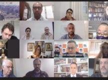 Encontro promovido pelo Consórcio ABC reuniu representantes dos governos federal e estadual, prefeituras e entidades. Foto: Divulgação/Consórcio