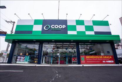 Coop revitaliza marca com investimento de R$ 25 milhões