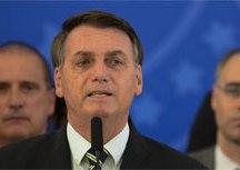Bolsonaro: 'Acabei com a Lava Jato porque não tem mais corrupção no governo'. Foto: Marcello Casal/Agência Brasil