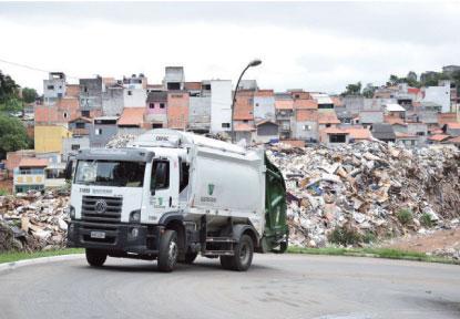 Usina será implementada no terreno onde funciona o DLU. Foto: Mauro Pedroso/PMD