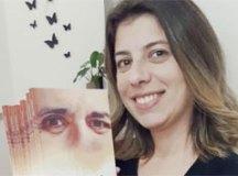 Gabriela Rodrigues escreve sobre a doença degenerativa que atinge seu pai. Foto: Divulgação
