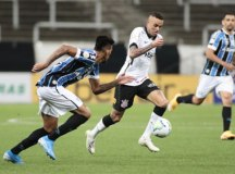 Corinthians tem dois expulsos, mas segura 0 a 0 com o Grêmio pelo Brasileirão