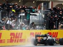 Hamilton vence GP da Turquia, é heptacampeão da F1 e iguala Schumacher