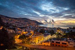 Com natureza exuberante e clima ameno o ano inteiro, a Madeira conta com uma fantástica infraestrutura para receber seus visitantes. Foto: Divulgação/@André Carvalho