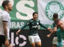 Palmeiras faz 3 a 0 no Ceará e fica perto da semifinal da Copa do Brasil