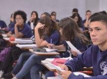 Volta na rede pública tem poucos alunos. Foto: Arquivo/Rovena Rosa /Agência Brasil