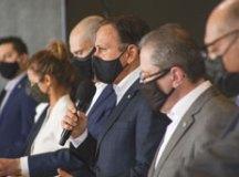 Doria vai anunciar reclassificação do Plano SP na segunda-feira. Foto: Arquivo/Governo de SP