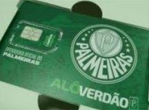 Palmeiras vai lançar a própria operadora oficial de celulares nesta semana