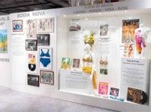 Helô Pinheiro tem biquínis dos anos 1960 expostos em museu na Alemanha